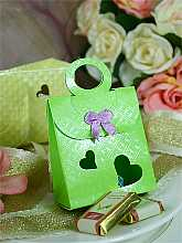 Stylish Purse Favor Boxes