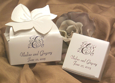 personalised wedding cake boxes for guests personalized boxes wedding favors bridal shower favors 6470