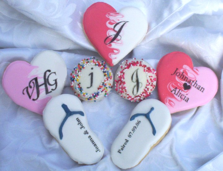Personalized Cookies