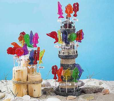 Bridal Shower Centerpieces on Centerpiece   Favors For Your Beach Wedding  Summer Wedding Or Summer