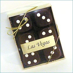 Chocolate Dice Dark