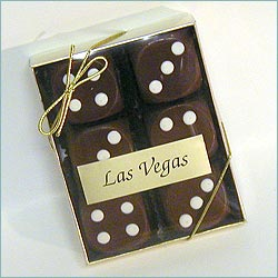 Chocolate Dice Milk
