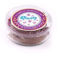 Purim Mini Cake Kit Favors