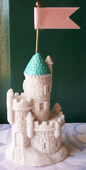 Sandcastle Favors - Fantasy Castle