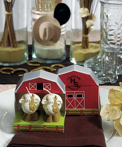 Country Weddings Pictures on Group Gifts Specialty Wedding Name Cow Candles Price View Information